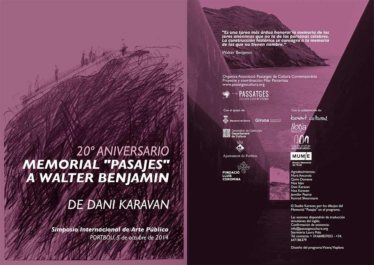2014 - 20º Aniversario del Memorial Pasajes