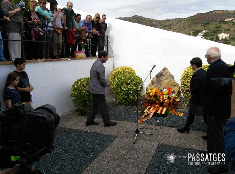 2015 - 75è Aniversari de la mort de Walter Benjamin