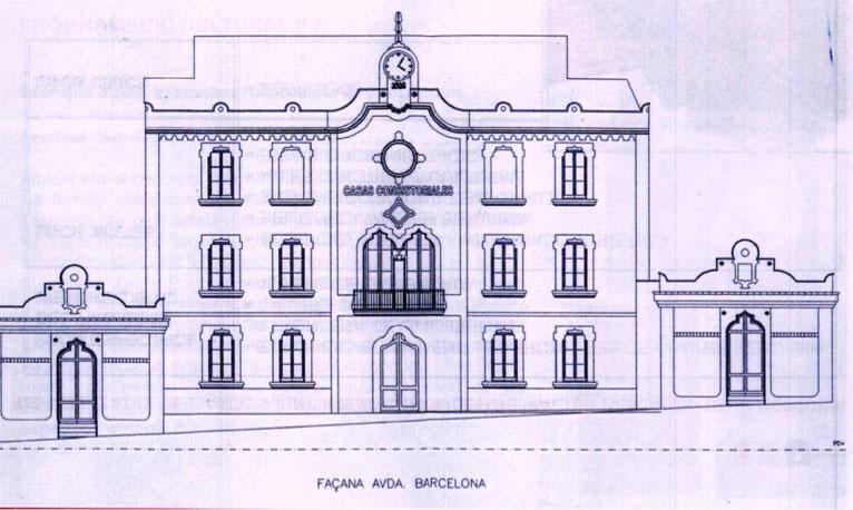 Fundació Angelus Novus Ajuntament Portbou