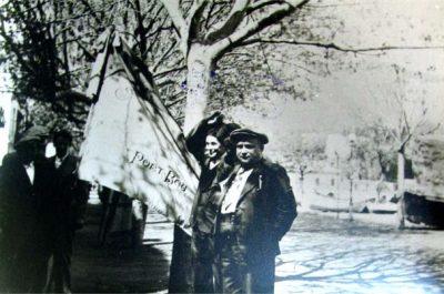 Festa a Portbou als anys 30