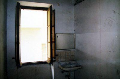 Habitació on va morir Benjamin durant els anys setanta