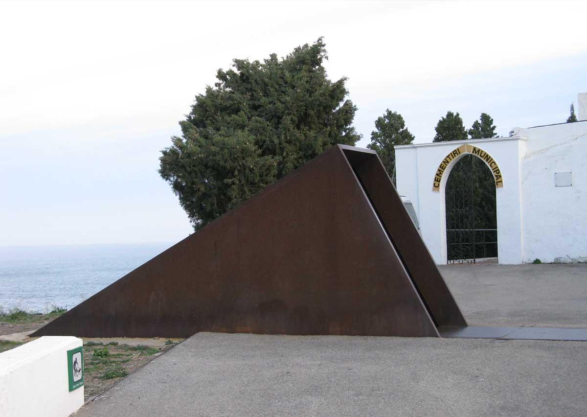 El Govern declara Bé Cultural d'Interès Nacional el Memorial Passatges a Walter Benjamin, a Portbou