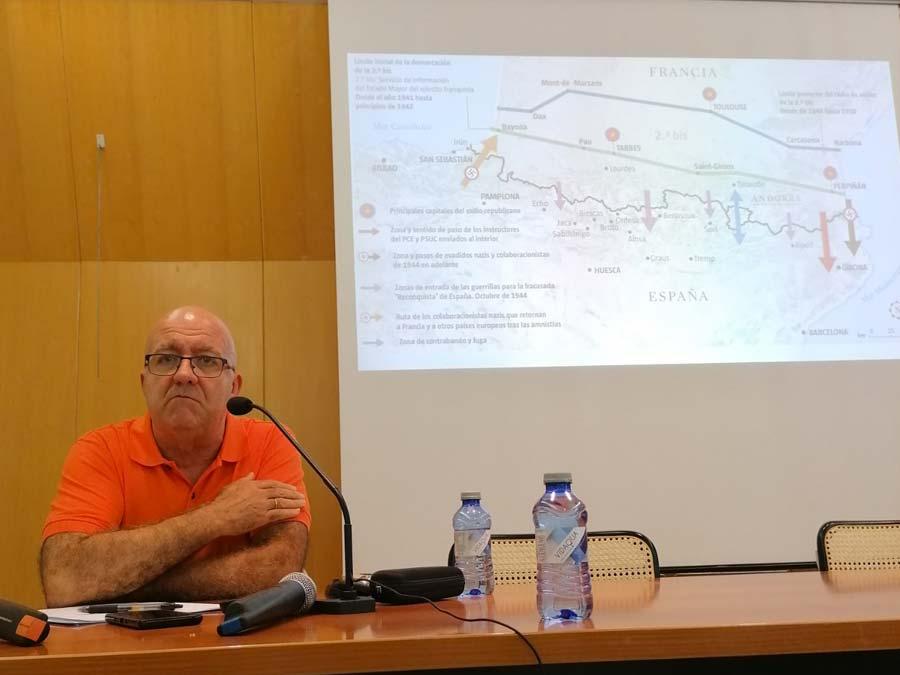 Conferència de Fernando Hernández Sánchez (Universidad Autónoma de Madrid)