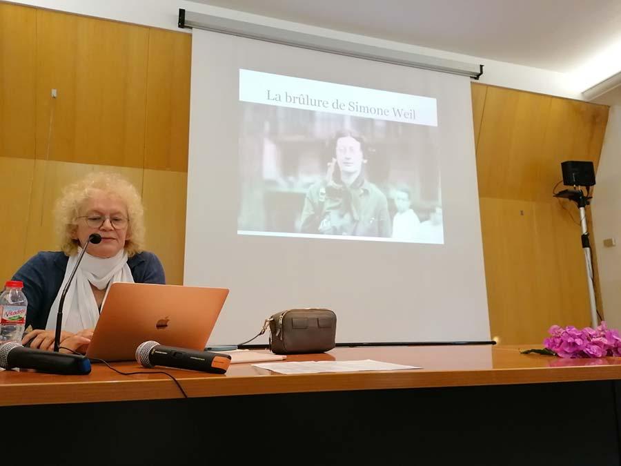 Conferència de Maria Maïlat (Univ. París Sorbonne i ARTEFA)