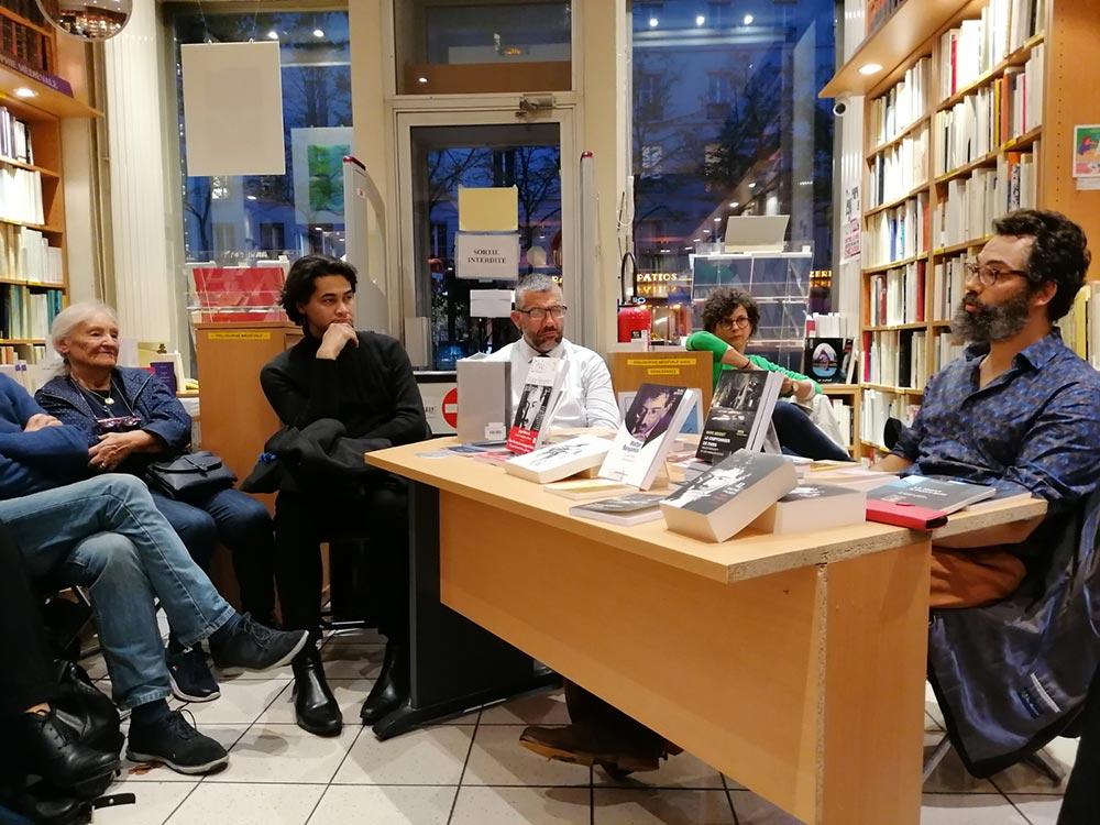Presentaciones libros Marc Berdet